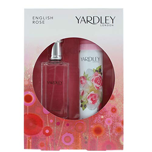 Yardley Yardley englisch rose 50 ml eau de toilette 75 ml körperspray