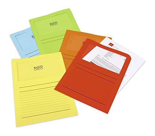 Elco Ordo Classico Packung mit 10 Ordo Classico mit Linienaufdruck220x310120g5 x 2 sortiert