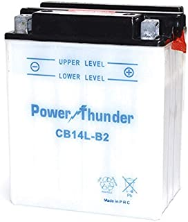BATTERIA POWER THUNDER 12V/14AH YB14L-B2