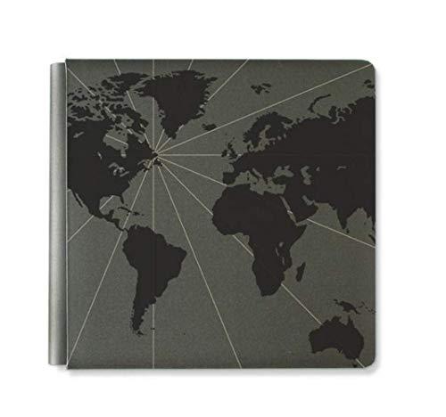 Creative Memories Schwarzer Wald Reiseblock Album Scrapbook Cover 30,5 x 30,5 cm True Size