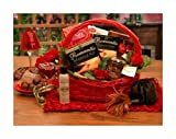 Romantic Massage Romance Gift Basket - Massage Oil, Back Massager, Truffles, candles & More - by Baga Goodies