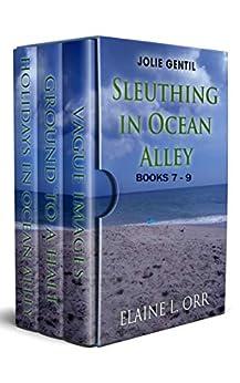 Jolie Gentil Cozy Mysteries Box Set: Books 7 - 9 (Jolie Gentil Cozy Mystery Series) by [Elaine L. Orr]