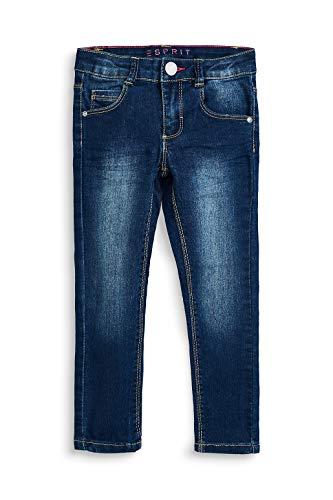 ESPRIT KIDS ESPRIT KIDS Mädchen Pants Per Jeans, Blau (Dark Indigo Denim 461), (Herstellergröße: 92)