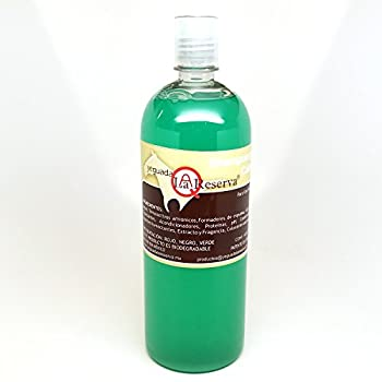 Yeguada La Reserva Shampoo de Caballo Verde  1 liter Bottle  For Strong Healthy And Beautiful Hair  For Sensitive Hair and Scalp