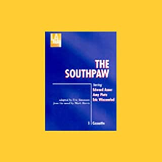 The Southpaw audiobook cover art