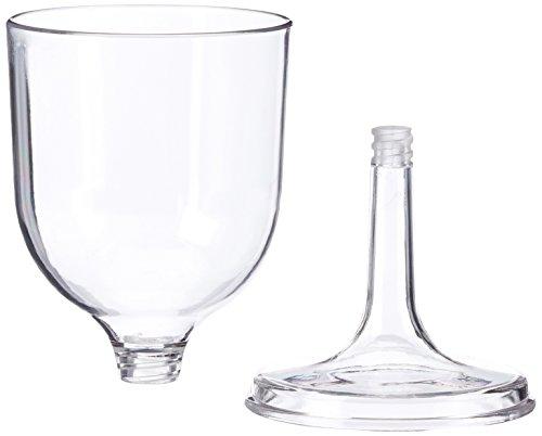 Relags Weinglas, schraubbar Glas, transparent, One Size