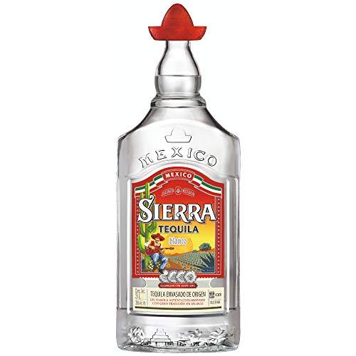 Sierra Tequila Silver - Echter mexikanischer Tequila aus Jalisco (1 x 3,0l)