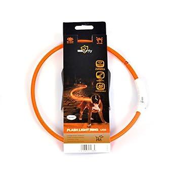 Duvo+ 1270009 Collier Lumineux pour Chien