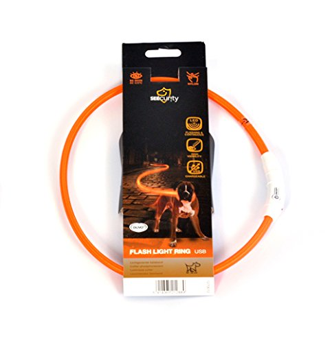 Duvo+ 1270012 Collier Lumineux pour Chien