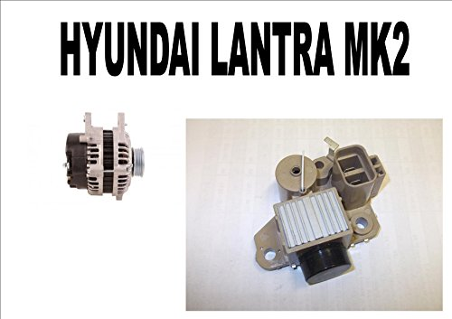 Regulador alternador para Hyundai Lantra MK2 MK II 1.5 1.6 1.8 2.0...