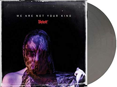 We Are Not Your Kind - Exclusive Limited Edition Silver Colored 2x LP Vinyl