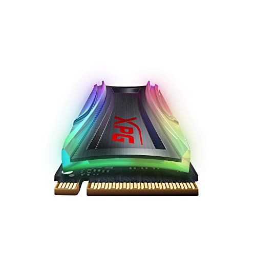 ADATA XPG SPECTRIX S40G RGB 256 GB M.2-2280 NVME Solid State Drive