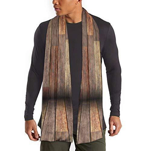 JONINOT E-Gitarre in Holz Country Music Schal für Frauen Männer Leichte Unisex Spring Soft Winter Schals Schal Wraps