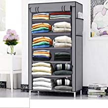 2001 International Multivalent Grey Storage Rack for Home, Kitchen & Furniture, with 6 Brackets