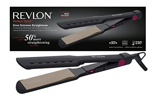 Revlon Pro RVST2416E Siren Extreme Elektrischer Haarglätter