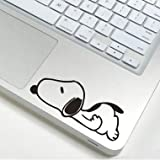 スヌーピー snoopy アートステッカー Macbook/ipad等、トラックパッド対応 wsb79 [並行輸入品]