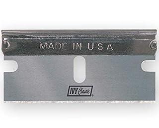 IVY Classic 11182 Single-Edge Razor Blades, USA, 100 Pack (B00065DPFG) | Amazon price tracker / tracking, Amazon price history charts, Amazon price watches, Amazon price drop alerts