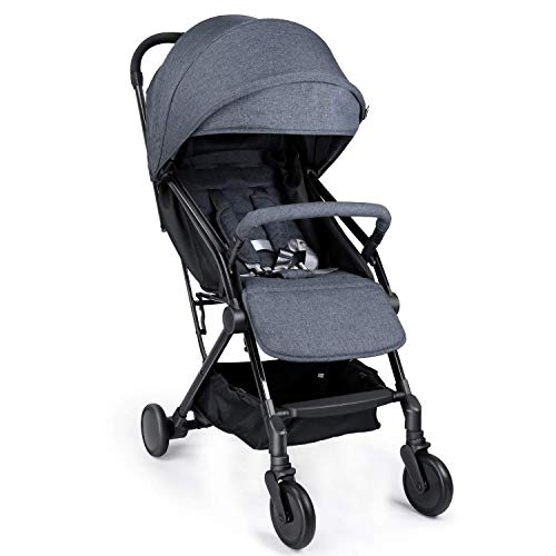 Lowest Price! Umbrauto Baby Carriages Stroller, Grey