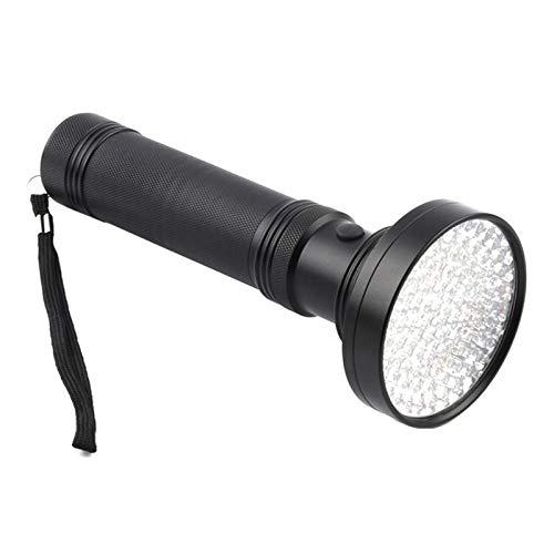 YTGH Linterna lámpara Ultravioleta de luz Negra, luz Ultravioleta Negra, Detector de lámpara de orina para Mascotas, Adecuada para detectar orina de Perro/Gato, Manchas secas, chinches y Desodorante