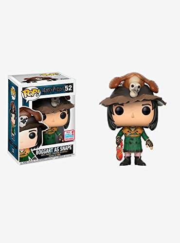 Funko Pop! Harry Potter: Boggart como Snape Exclusivo