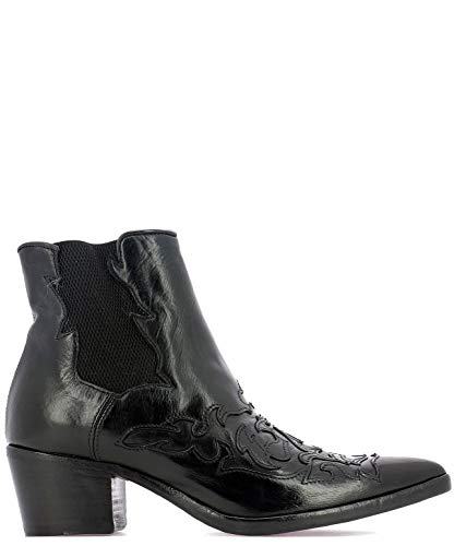 Alberto Fasciani Luxury Fashion Womens Ankle Boots Summer Black
