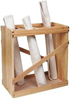 Montessori 8-Rug Holder