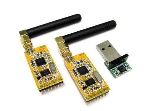 Tolako 1000M APC220 Módulo de radio de comunicación inalámbrico RF para Arduino