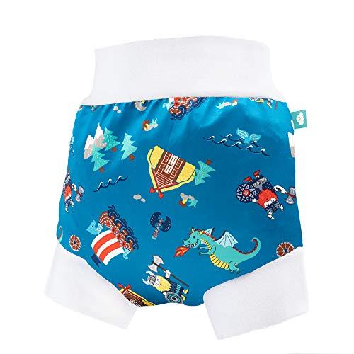 Little Clouds - Survêtement V2 (hose) - Viking - Meilleur design et qualité - Le meilleur pantalon à enfiler sur le marché - Convient pour les couches en tissu.