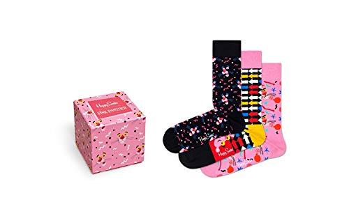 Happy Socks Unisex Socken Pink Panther Gift Box (3 pairs) 41-46