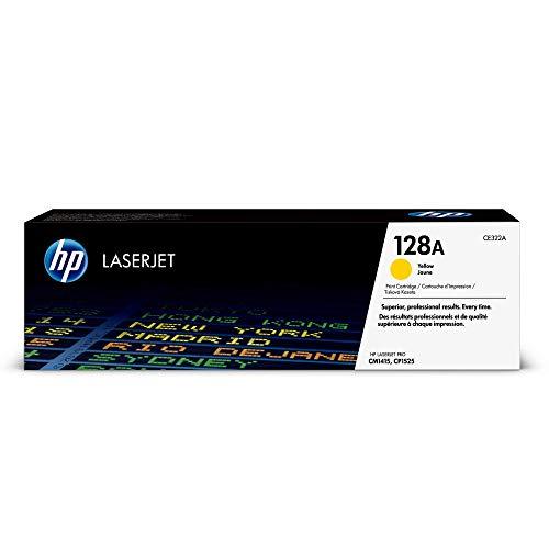 HP 128A CE322A Gelb Original Toner fur HP Laserjet Pro CP1525 HP Laserjet Pro M1415