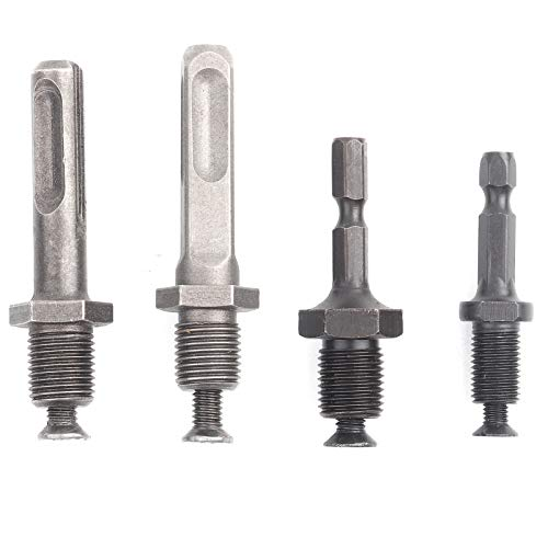 Labor-Saving Chuck Adapter, Durable Practical Wide Application Drill Chuck Conversion, for Machining Center Lathes Drill Machines Machinery Industries