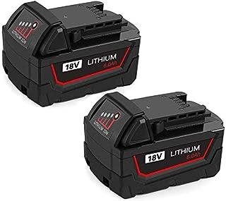 Best milwaukee flashlight battery Reviews