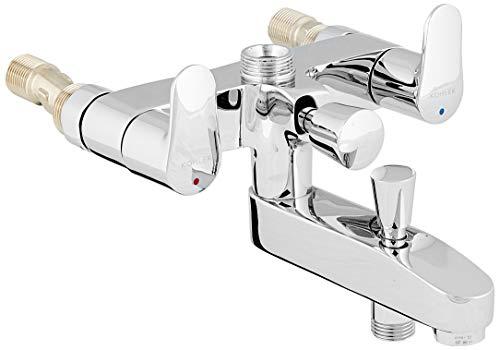 KOHLER July 98754IN-4-CP Exposed Bath & Shower With Diverter For Handshower