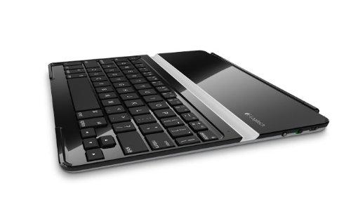 Logitech Ultrathin Keyboard Cover Tastatur für iPad, iPad 2, iPad3, iPad4 Schweiz/Deutsch (QWERTZ) LAYOUT