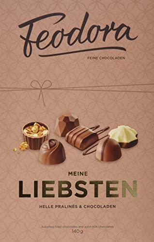 Feodora Meine Liebsten. Helle Pralinés & Chocoladen, 140 G