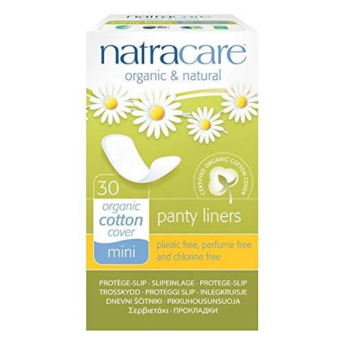 NATRACARE - Protège Slip Naturel Mini 30 Protèges