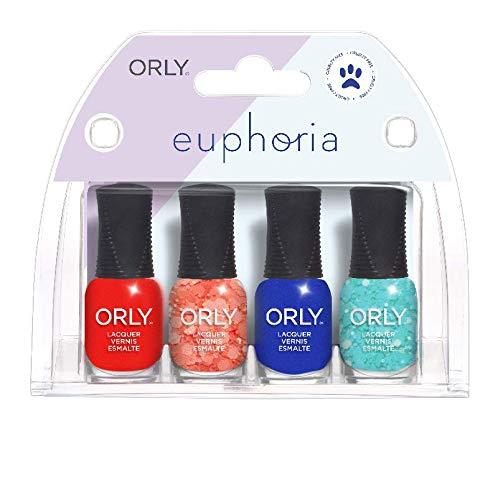 Orly Beauty - Nagellack - Euphoria Mini Kit, 5,3 ml