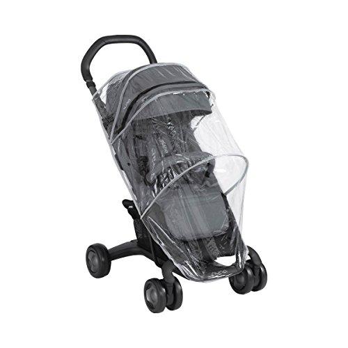 Nuna Regenschutz für Kinderwagen, transparent