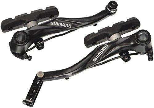 SHIMANO BR-T 4000 Bremsanlagen, Schwarz, 46 mm