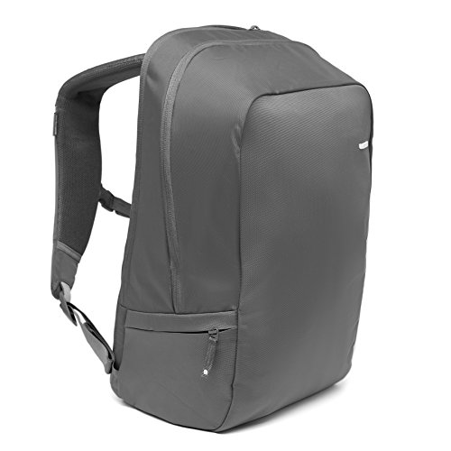 Incase CL55549 Nylon Charcoal Backpack (Nylon, Charcoal, 38.1 cm (15 inches), 15 inch MacBook Pro, iPhone 6, 286.8 mm, 177.8 mm)