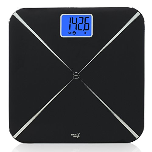 Smart Weigh Smart Tare Báscula digital...