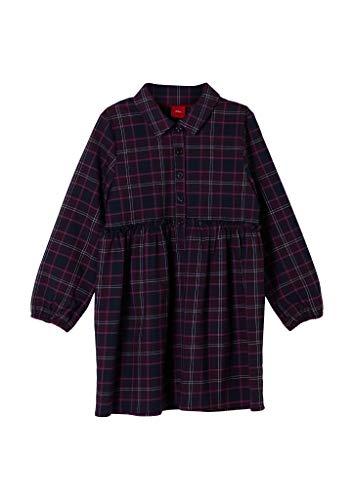 s.Oliver Junior Mädchen 403.10.011.20.200.2058925 Kleid, 59N1, 122 cm Regular