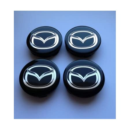Mazda Felgendeckel Nabendeckel Nabenkappen 60 Mm Auto