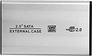Tfpro 2.5 inch External Sata Casing (Colors May Vary) Hard Disk Drive USB HDD Case (Pack of 1)