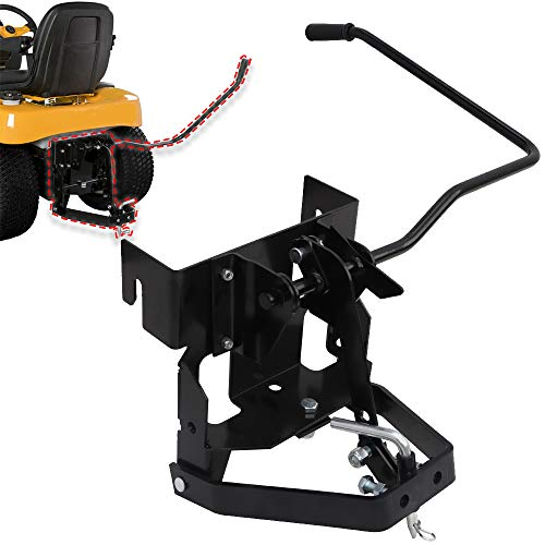 NIXFACE Rear Sleeve Hitch for Garden Tractors Replace for 585607901