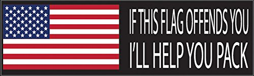 funny america car stickers - 4