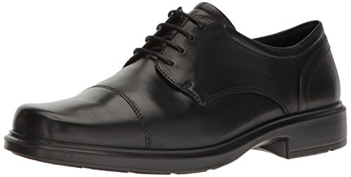 Ecco Helsinki Cap Toe Shoes - Leather (for Men)
