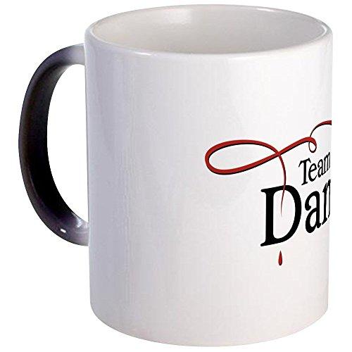 Equipo de crónicas vampíricas Damon–taza de café única, ML taza de...