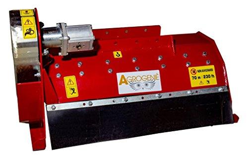 ARES TT 80 Decespugliatore, trincia braccio mobile.