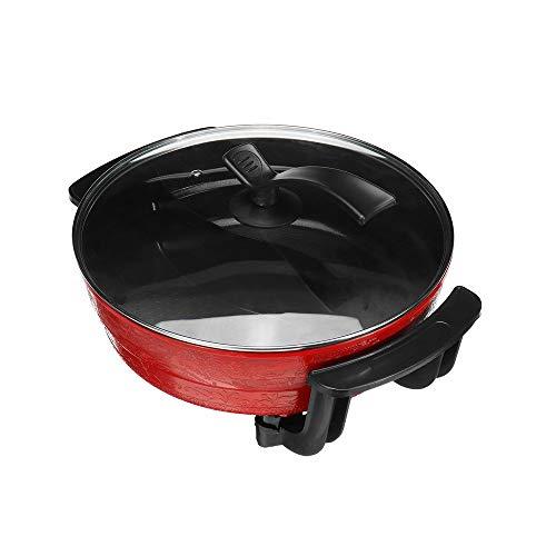 DYXYH Olla eléctrica para Sopa de Cocina, Olla común, Utensilios de Cocina, Antiadherente para cocinas de inducción, Olla de Cocina